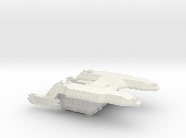 3125 Scale LDR Fleet Battle Tug CVN in White Natural Versatile Plastic