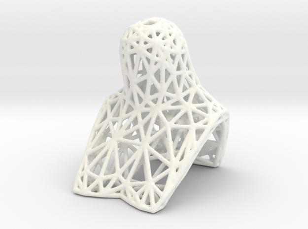 BJD BUST for SD female heads, lattice version