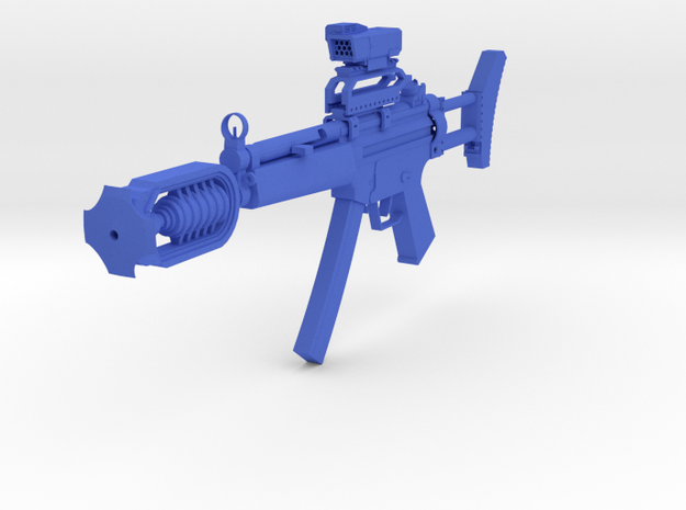ARG-SRG MP5 in Blue Processed Versatile Plastic