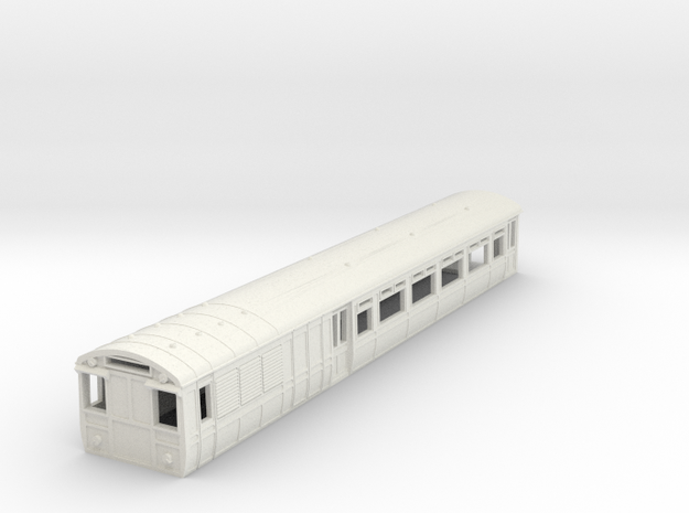 o-148-lnwr-siemens-motor-coach-1 in White Strong & Flexible