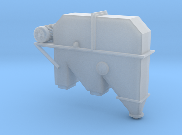 1/64 3500 H Leg Head 8 Inch in Smooth Fine Detail Plastic
