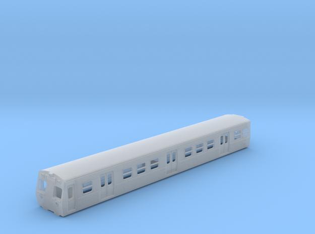 NHDB - VR Hitachi D Car - N Scale in Smooth Fine Detail Plastic