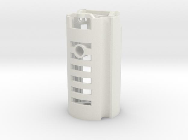 MPP2.0 - Part 4/10 - BoardHolder (Prizm V4/ V5) in White Natural Versatile Plastic