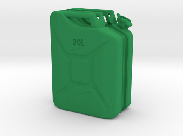 1/6th Scale Jerry Can / gas can