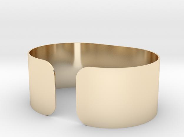 Round 1in Bracelet