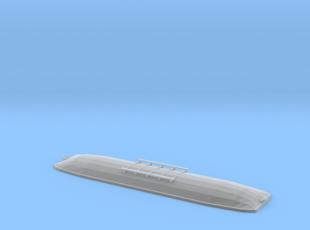 POHEV CMg 1610 roof 1:87 in Smooth Fine Detail Plastic