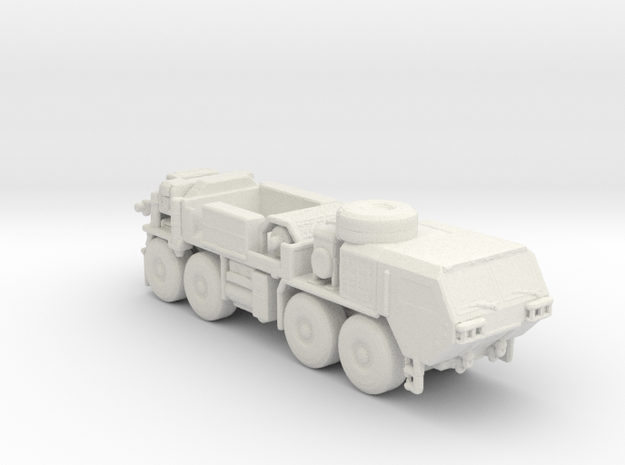 M984A2  Hemtt Wrecker 1:220 scale in White Natural Versatile Plastic