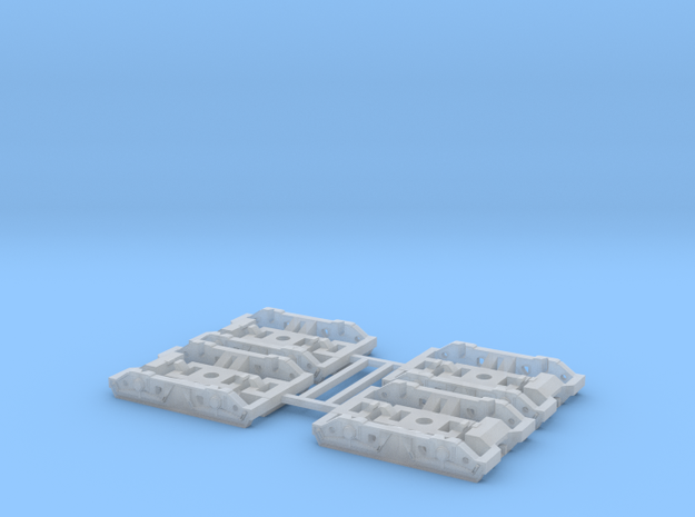 1:160 1XTa - NEM  1:160  in Smoothest Fine Detail Plastic