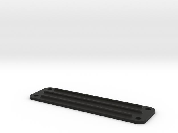 Marui Hunter/Galaxy Battery strap in Black Strong & Flexible