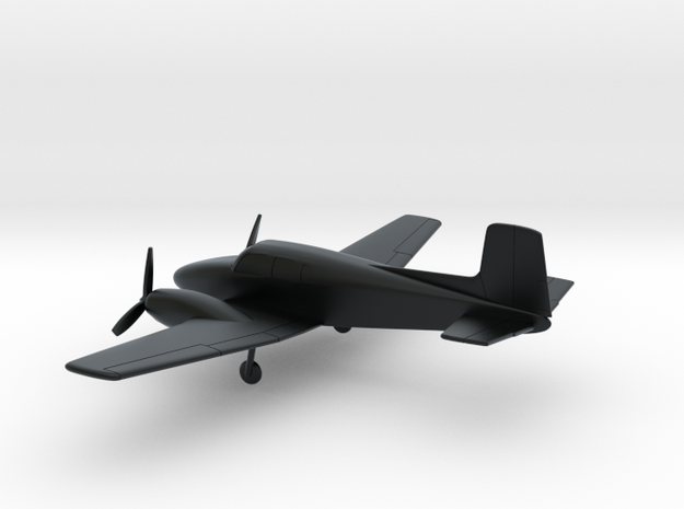 Beechcraft Model 50 Twin Bonanza