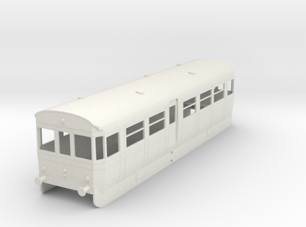 0-43-but-aec-railcar-driver-coach in White Natural Versatile Plastic