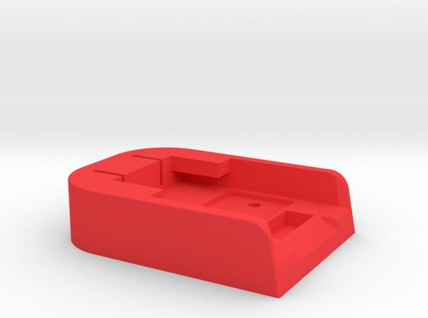 DeWalt Connector V10 Print Body in Red Processed Versatile Plastic