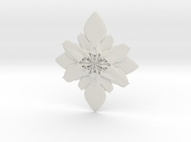 You & Me-W in White Natural Versatile Plastic