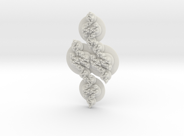 Harmony in White Natural Versatile Plastic