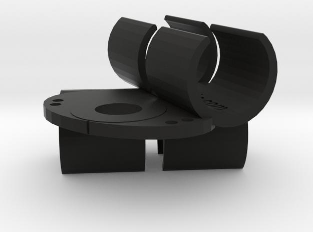 ORTF Stereo Mic Clip SE5 in Black Natural Versatile Plastic