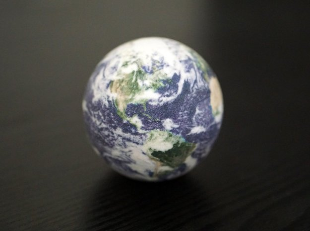 Earth in Full Color Sandstone