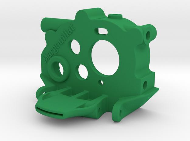 Margouillat Trany | Front V2 in Green Processed Versatile Plastic