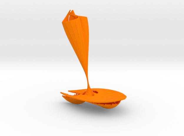 s42_223 in Orange Processed Versatile Plastic