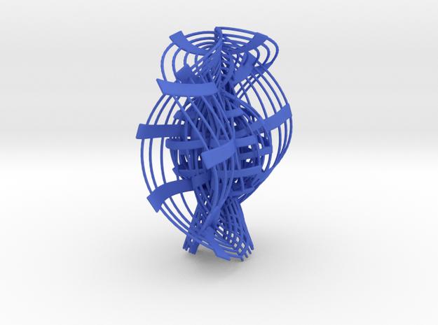 s36_150 in Blue Processed Versatile Plastic