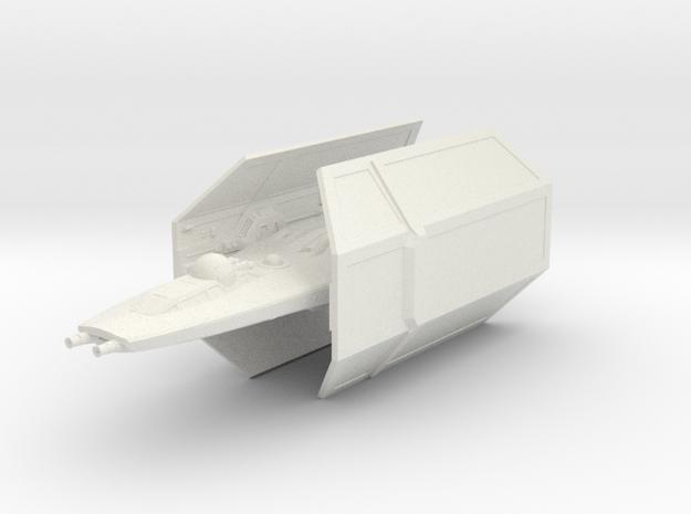 Y Advance - Old Republic Variation  in White Natural Versatile Plastic
