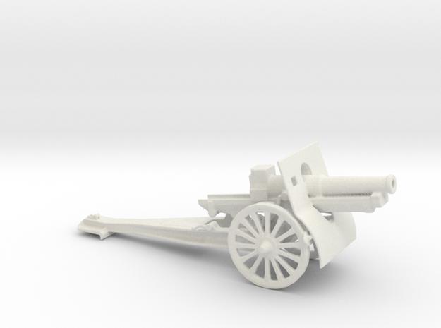 155 mm gun Short model 1917 1/56 ww1 artillery 28m