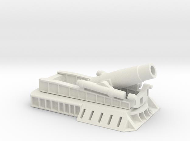 370 Filloux mortar 1/56 ww1 artillery 28mm