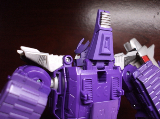 Back Spike Thruster for TR Galvatron