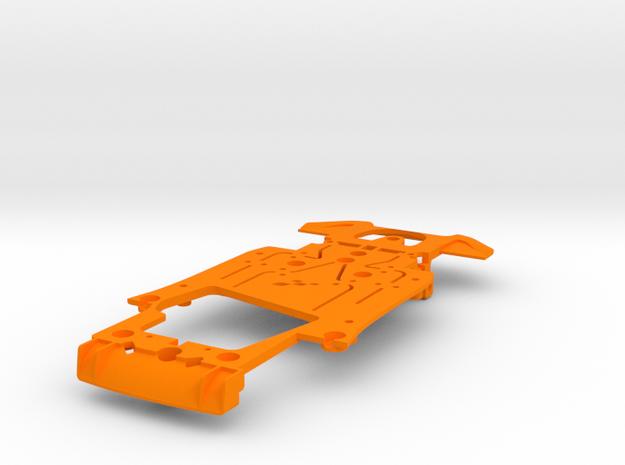 SC-9122b Chasis RS LMS GT3 para bancada RT-4  in Orange Strong & Flexible Polished
