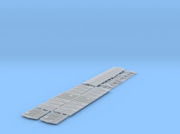 ATSF BOXCAR Bx-3/6, zinc concentrate complete shel