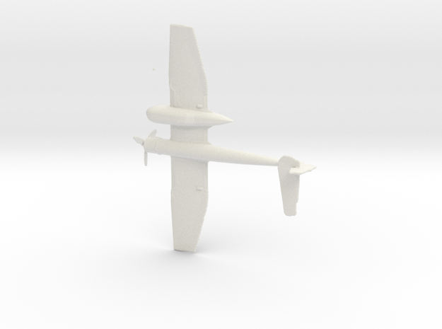 1:285 Bv-141  (Gear Up)  in White Strong & Flexible