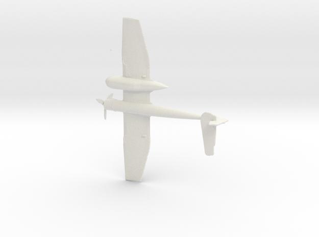 1:285 Bv-141  (Gear Up)  in White Natural Versatile Plastic
