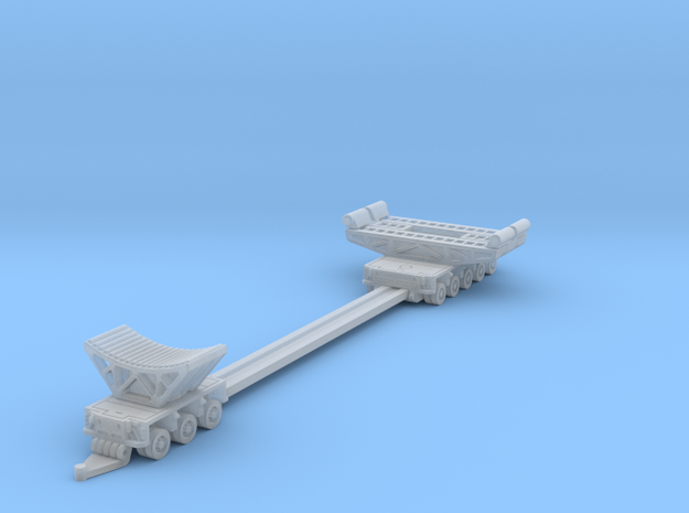 Aircraft Recovery Transport large inline ARCS in Smoothest Fine Detail Plastic: 1:400