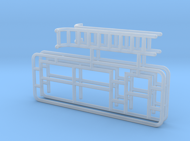 MV Kooleen Ladders And Rails in Smoothest Fine Detail Plastic
