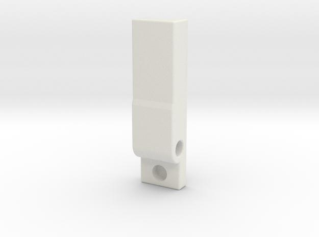 CCI Phantom Spring Feed Loading Gate in White Natural Versatile Plastic
