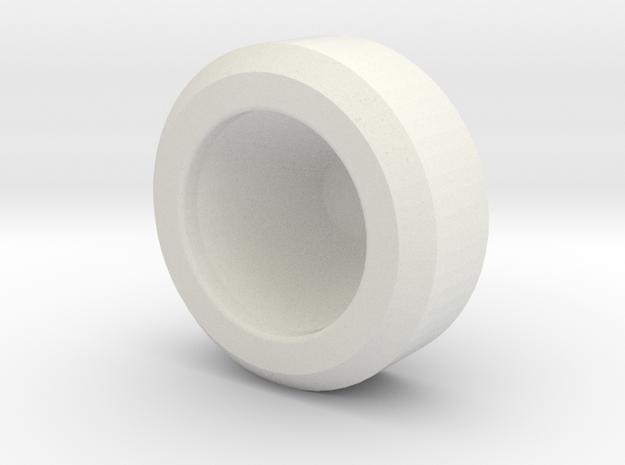 air box compatible MB SK 1/14 part 2/3 option b in White Natural Versatile Plastic