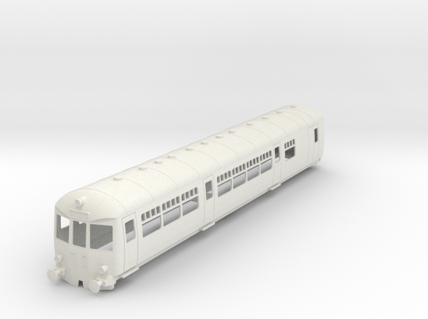 o-32-cl109-motor-coach-1 in White Natural Versatile Plastic