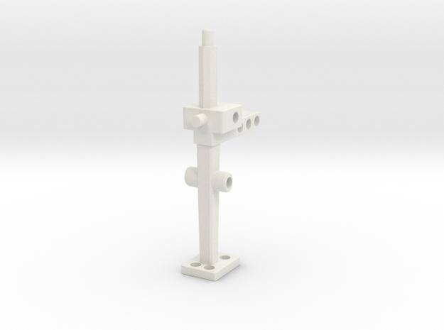 Heli Skimmer Frame in White Strong & Flexible