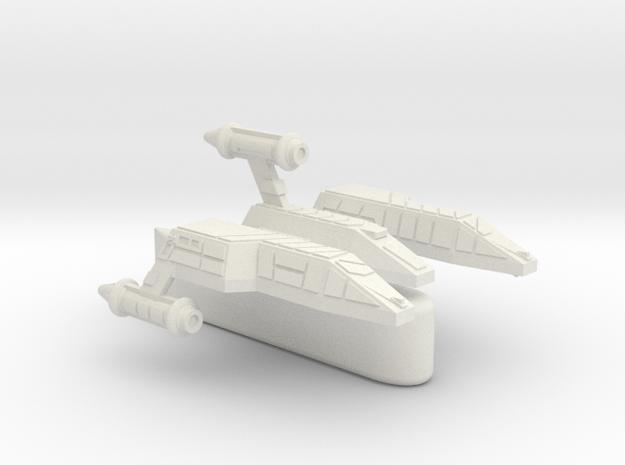 3125Scale Lyran Light Tactical Transport (LTT) CV in White Strong & Flexible