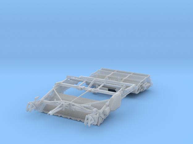 Spudnik 6160 LH in Smooth Fine Detail Plastic