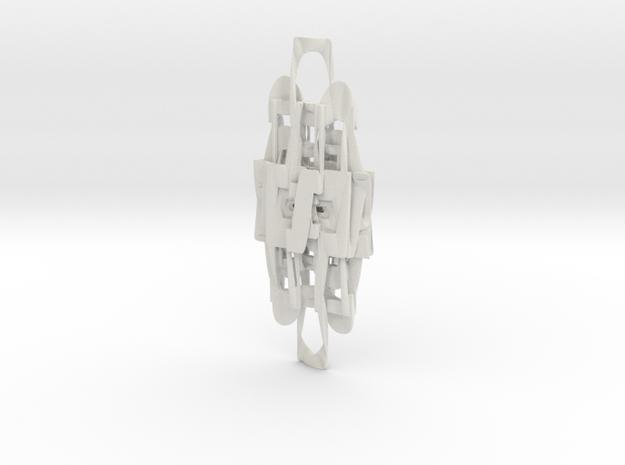Prelusion in White Natural Versatile Plastic