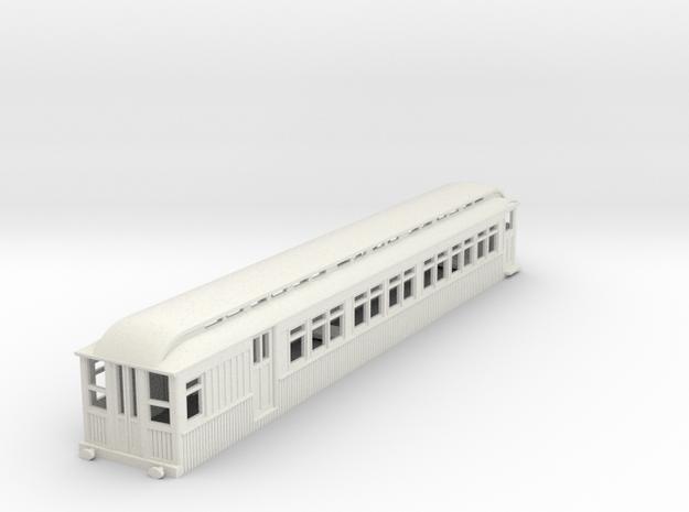 0-76-mersey-railway-1903-motor-coach-1 in White Natural Versatile Plastic