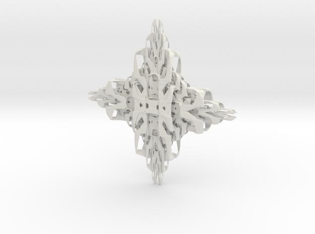 Woody in White Natural Versatile Plastic
