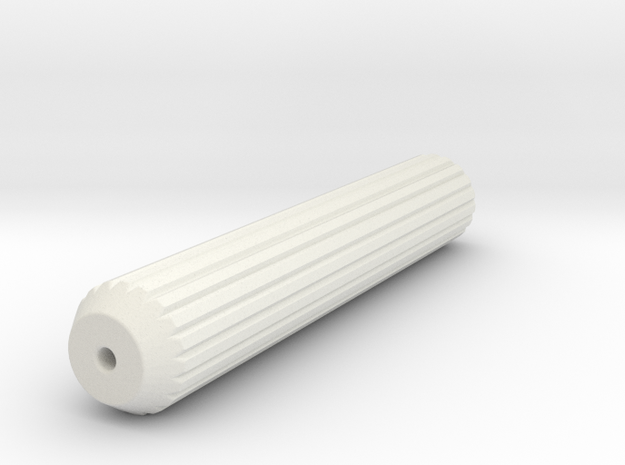 Ikea DOWEL 101341 in White Natural Versatile Plastic
