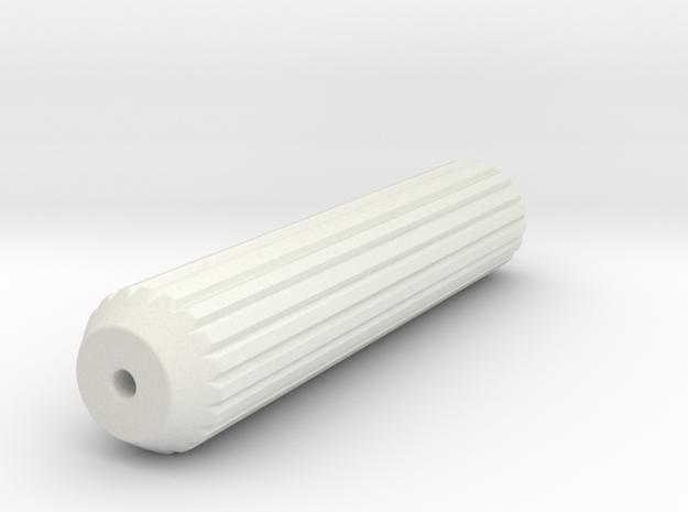 Ikea DOWEL 101345 in White Natural Versatile Plastic