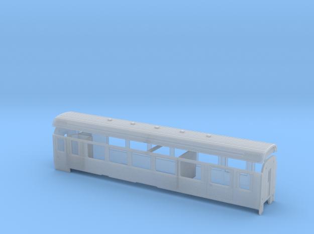 RhB BD 2475 in Smooth Fine Detail Plastic: 1:150