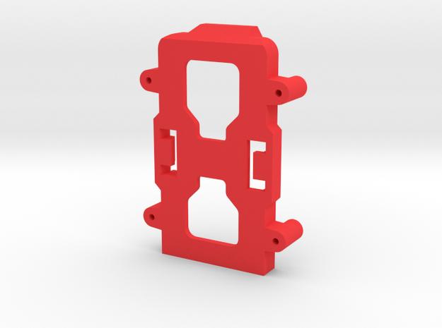 IMPRIMO - Full Version (Printable VTX Deck) in Red Processed Versatile Plastic