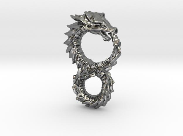 Altered Carbon: Ouroboros Snake Pendant