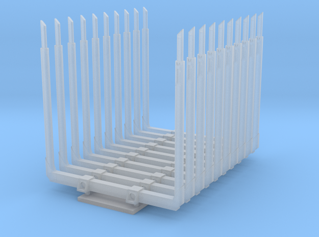 1/87 Ht/exRu in Smoothest Fine Detail Plastic
