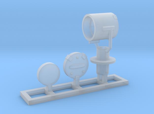 Search floodlight / Suchscheinwerfer Tug in Smoothest Fine Detail Plastic