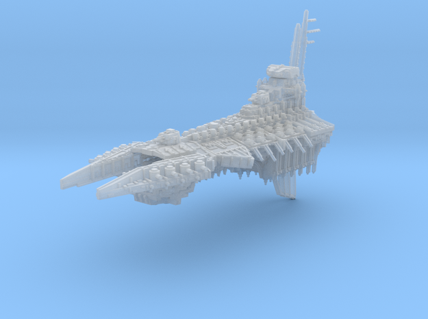 Avenging Spirit Battleship